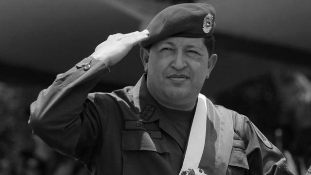 Comrade Hugo Chávez Frías (1954-2013)