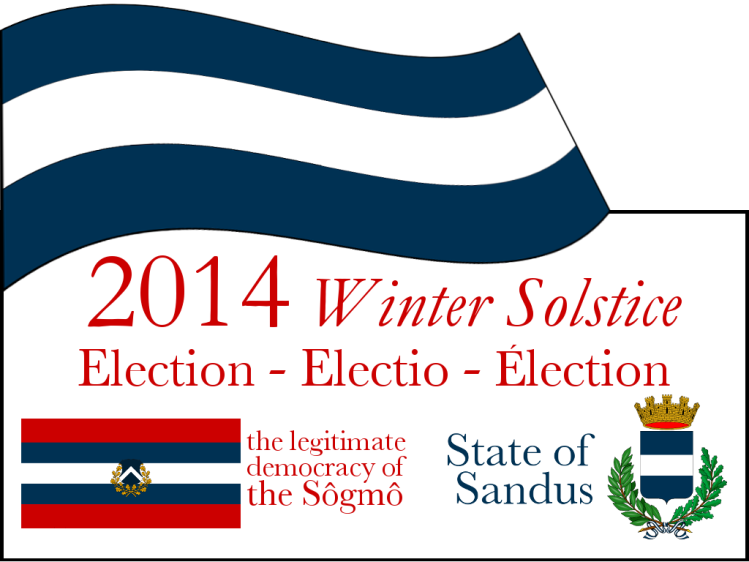 Election 2014 Poster