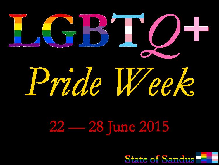 LGBT Pride Week 2015 (English)