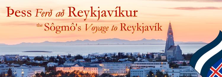S8gm8 Reykjavikur