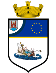 Coat of arms of Sandus Europāi