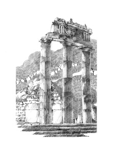 AthenaPronoea Emblem