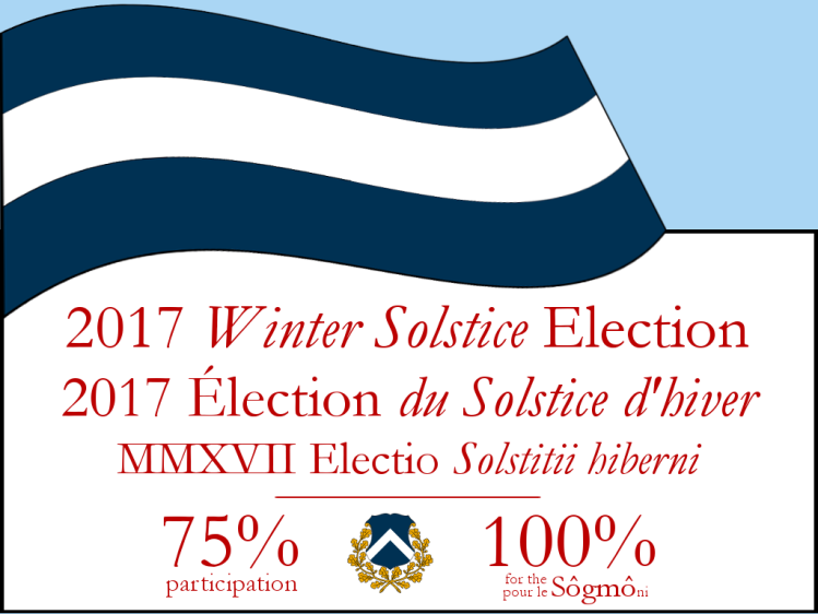 Election 2017 Poster