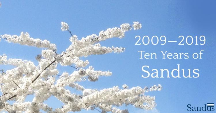 Ten Years of Sandus
