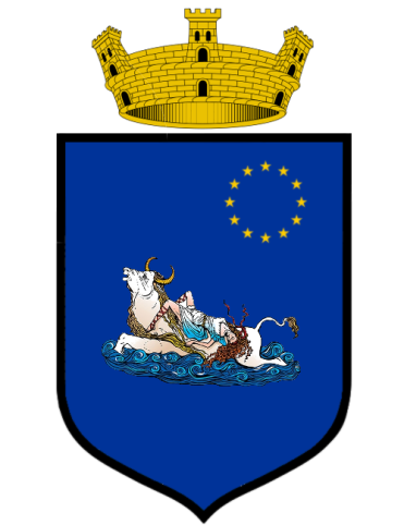 Coat of arms of Sandus Europāi
